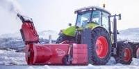 Orientering om snøryddingen